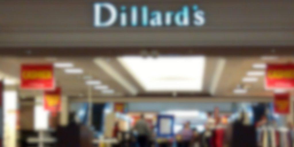 Dillards outlet